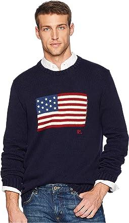 Icon Flag Sweater