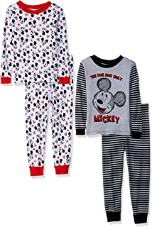 4fa37db0a4e0 Amazon.com  Mickey Mouse - Sleepwear   Robes   Clothing  Clothing ...