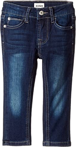 Hudson Kids Jagger Fit Slim Straight Fit French Terry in Memphis (Infant)
