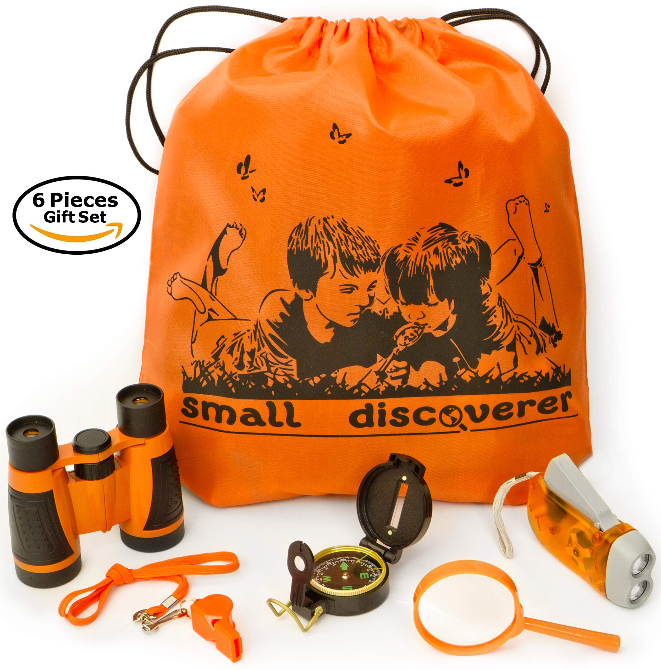 Outdoor Exploration Set - Perfect 3-12 year old boy toys and girl toys -  sc 1 st  Amazon.com & 2 Year Old Boy Birthday Gifts: Amazon.com