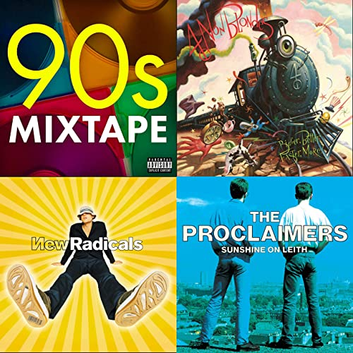 Amazon.com: 90s One-Hit Wonders: Mark Morrison, 4 Non ...