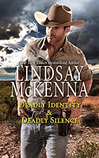 Deadly Identity & Deadly Silence (Jackson Hole, Wyoming Book 2)