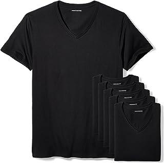 comprar comparacion Amazon Essentials Camisa Hombre, Pack de 6