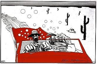 Ralph Steadman (Fear and Loathing in Las Vegas) Art Poster Print - 36x24