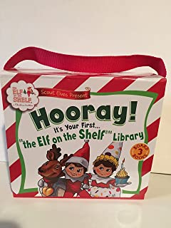 Hooray! Its Your First the Elf on the Shelf Library