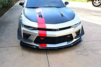 ZL1 Addons Dive Planes/Canards Compatible with 2016-2018 Camaro SS