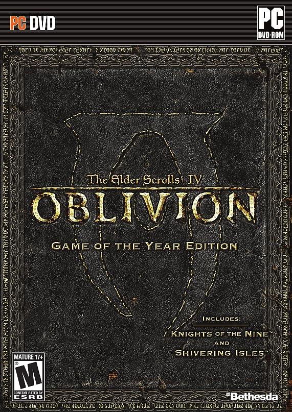 抗議代理店聡明Oblivion Game of the Year Edition (輸入版)