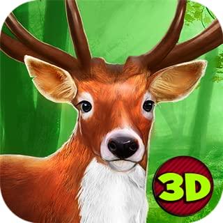 Wild Deer Survival 3D
