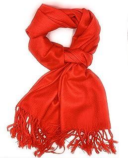 Yuni'saccs Pashmina shawl wrap stole women's scarf long scarves silky soft stole for weddings