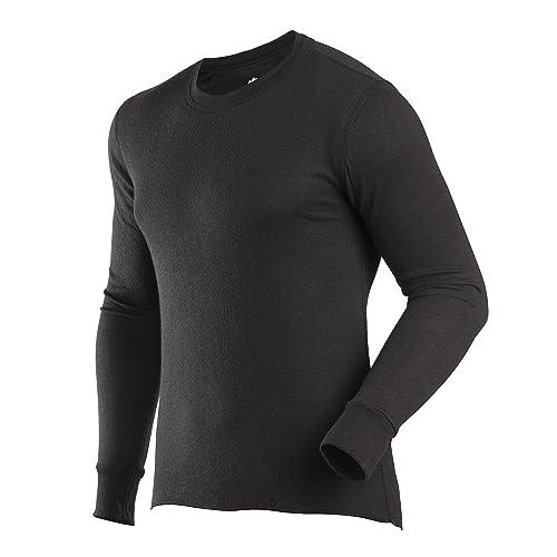 883e3623e3a3 ColdPruf Men s Basic Dual Layer Long Sleeve Crew Neck Base Layer Top