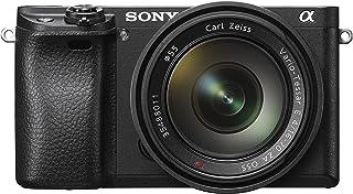 Sony ILCE6300ZBDI.EU - Cámara sin Espejo de 24.2 Mp + Kit con Cuerpo y Objetivo SEL1670Z Negro