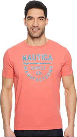 Nautica - Nautica Supply Crew T-Shirt