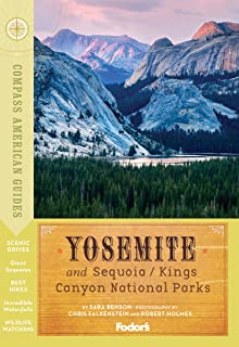 Compass American Guides: Yosemite and Sequoia/Kings Canyon National Parks (Full-color Travel Guide)