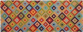 Saman Multicolour Doormat - Fab Habitat Australia (45x120cm)