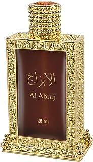 HAMIDI AL ABRAJ 25 ML ATTAR CONCENTRATED PERFUME OIL ALCOHOL FREE
