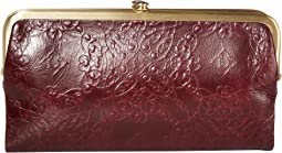 Embossed Deep Plum