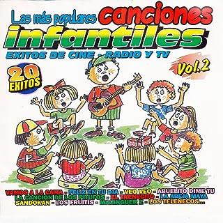 Las Mas Populares Canciones Infantiles, Vol. 2