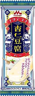 [冷凍] 森永乳業 ナタデココin杏仁豆腐バー 80ml