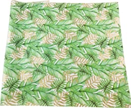 Palm Tree Tropical Tissue Paper 20 Inch x 30 Inch Sheets Bulk Pack of 20