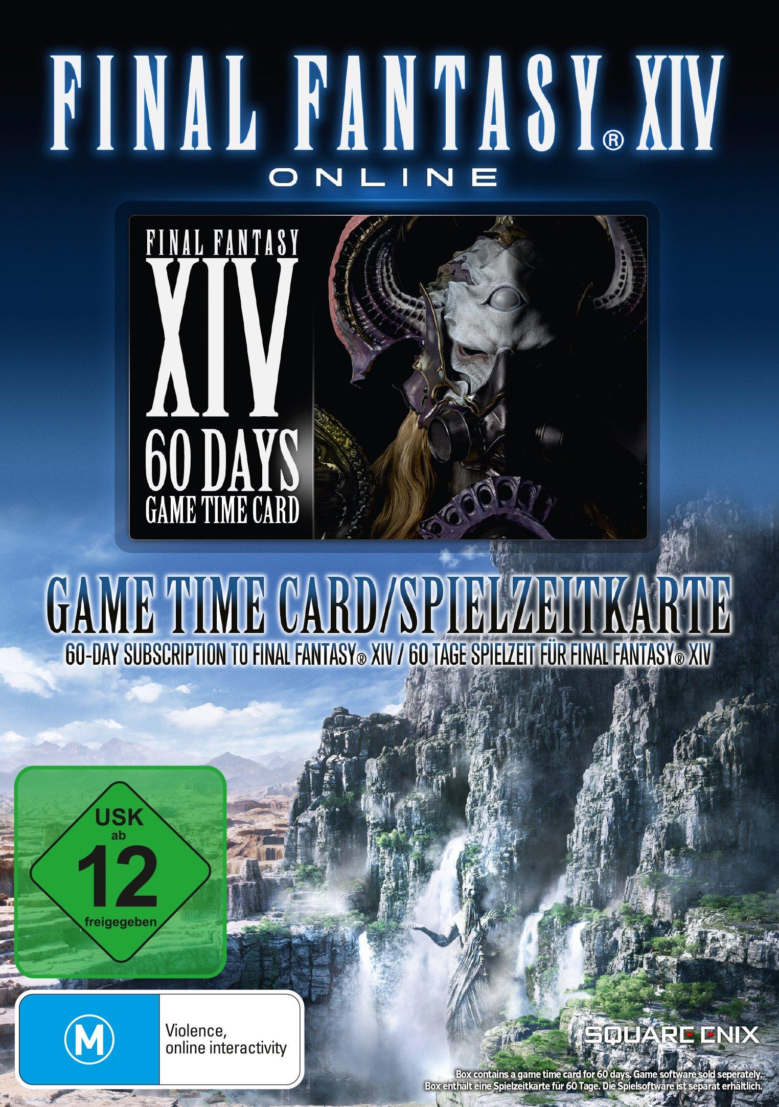 Square Enix Final Fantasy XIV - Juego: Amazon.es: Videojuegos