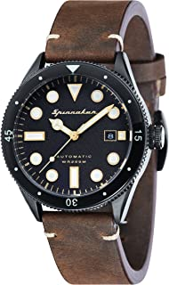 Cahill Vintage Diver SP-5033-02 Watch | Black