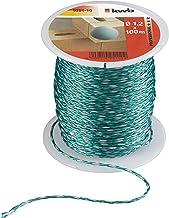 kwb 9251-10 metselsnoer 100 meter, 1,2 mm, groen