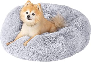 GM Pet Supplies Luxurious Orthopedic Dog Bed | Fluffy...
