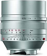 Leica 11667 Noctilux-M 50mm/f0.95 ASPH Normal Lens, Silver