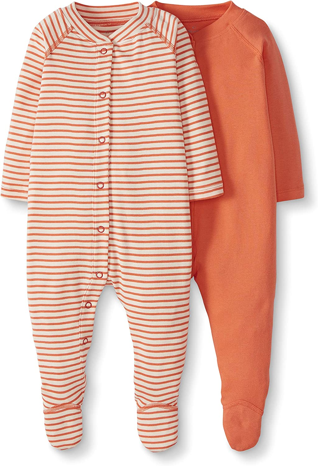 Moon and Spasm price Back by Hanna Andersson 2-Pack Unisex Cott Organic Baby unisex