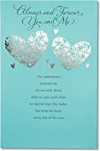 American Greetings Anniversary Card Romantic (Greatest Gift)