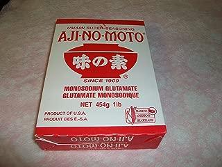 Aji-No-Moto: Monosodium Glutamate Seasoning, 1lb