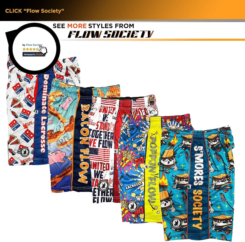 Flow Society Spaghetti Boys Athletic Shorts - Boys Shorts - Gym Shorts