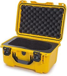 Nanuk 918-Goggles Hard Case with Foam Insert for DJI Goggles Camera, Yellow (918-GOGGLES4)