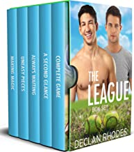 The League: 5 Book Box Set