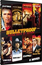 Bulletproof-Tough Guys of Action - 8 Pack: Last Action Hero, Universal Soldier, Russian Specialist, Into the Sun, Stone Killer, Silent Rage, Shamus, Anderson Tapes