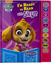 Nickelodeon Paw Patrol - I'm Ready To Read With Skye Sound Book - PI Kids (Play-A-Sound)