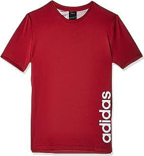 adidas Boy's Youth Boys Linear T-shirt T-SHIRTS