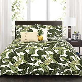 Best leaf print bedspread Reviews
