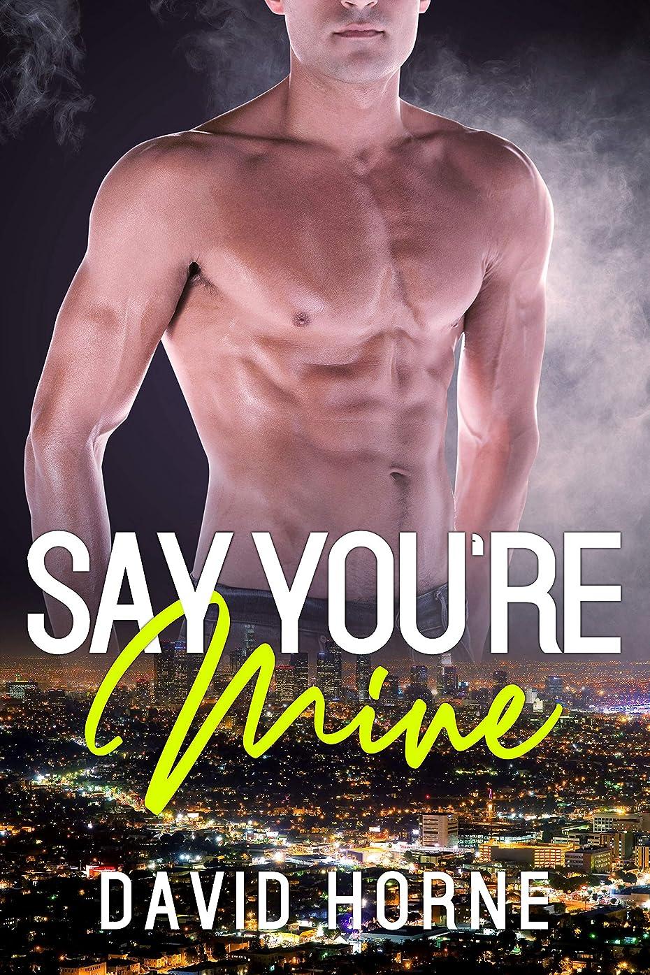 ナインへ隣人苦味Say You're Mine (English Edition)