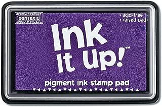 Darice, Pigment Ink Stamp Pad, Lavender