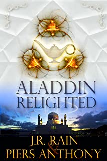 Aladdin Relighted (The Aladdin Trilogy Book 1)