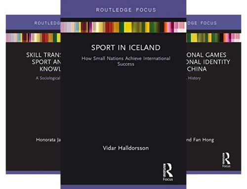 Routledge Focus on Sport, Culture and Society (9 Book Series)