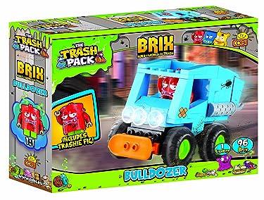 COBI TRASH PACK /6246/ BULLDOZER 96 building bricks by by
