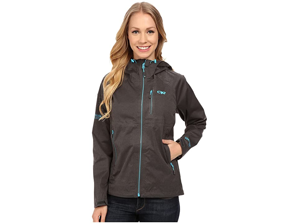 Outdoor Research Clairvoyant Jacket (Charcoal) Women