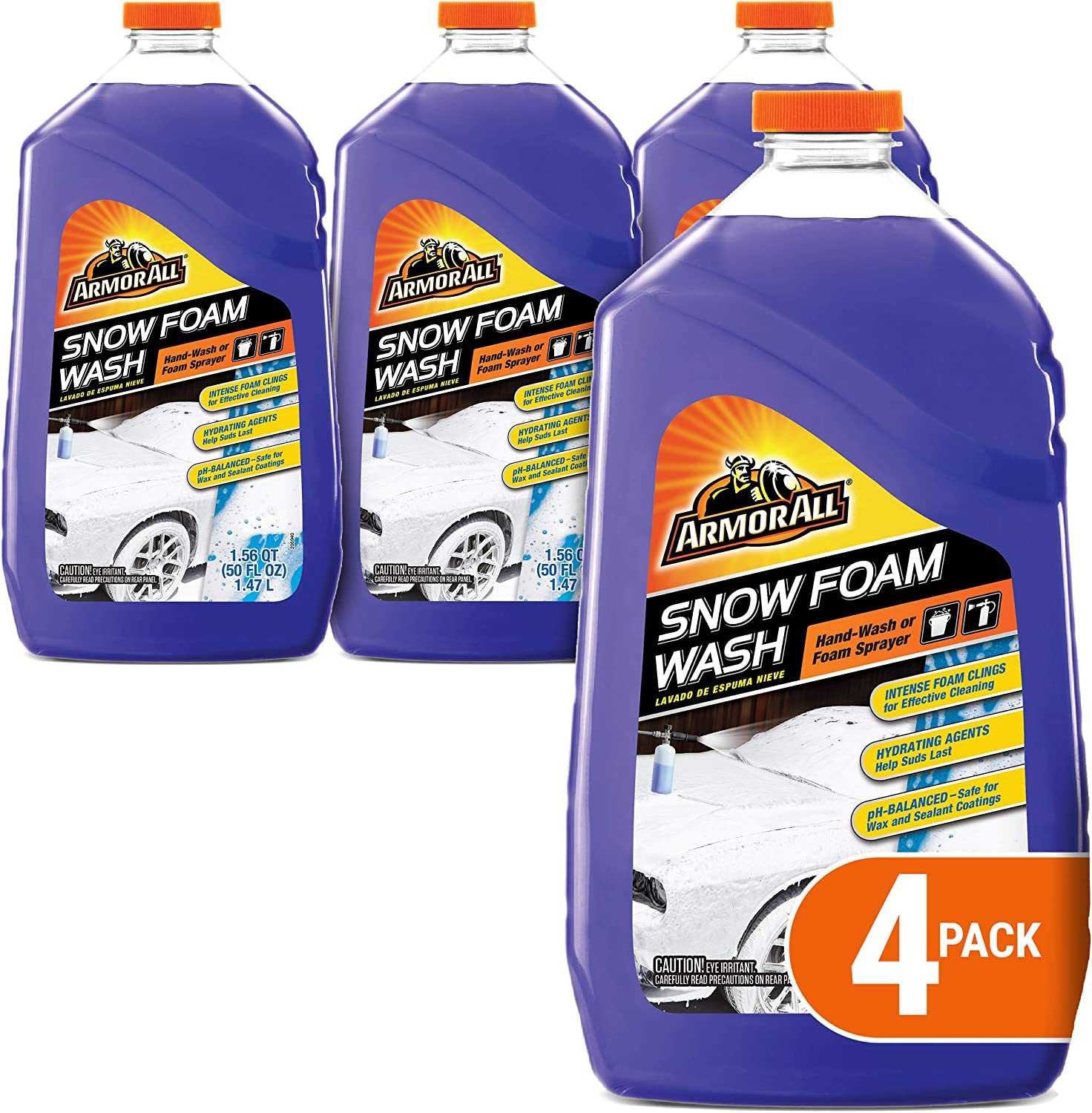 Soldering Armor All Car Wash Credence Snow Foam Cleaning Formula for C Concentrate