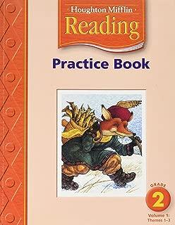 Houghton Mifflin Reading: Practice Book, Level 2, Vol. 1: Themes 1-3