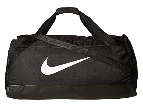 Brasilia Bag Nike Negro Duffel Large Negro Blanco OPn1Z