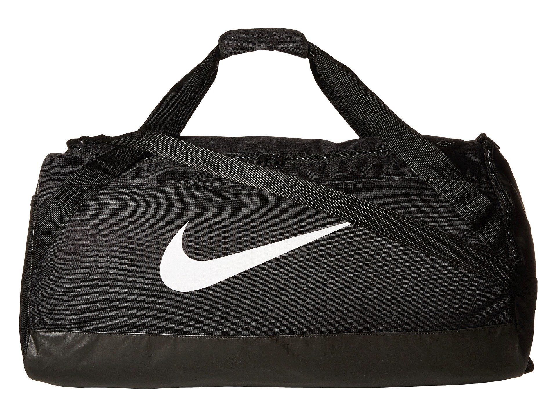 Duffel black Bag Nike Large white Black Brasilia cvWETp