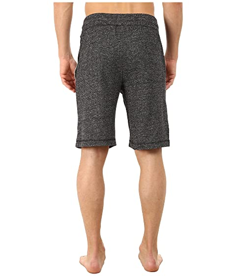 Online Shopping 2(X)IST Athleisure - Active Core Terry Shorts Black Heather Outlet Fashion Style Cheap Price Low Shipping Fee Professional LhRj2YhA
