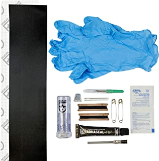 Gear Aid Aquaseal FD Soft Top Repair Kit for Jeep and Convertible Cars